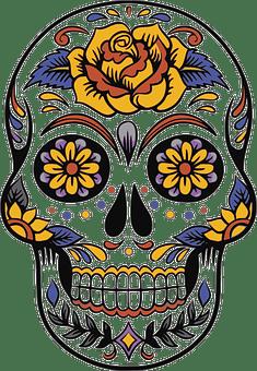 Night terrors Skull